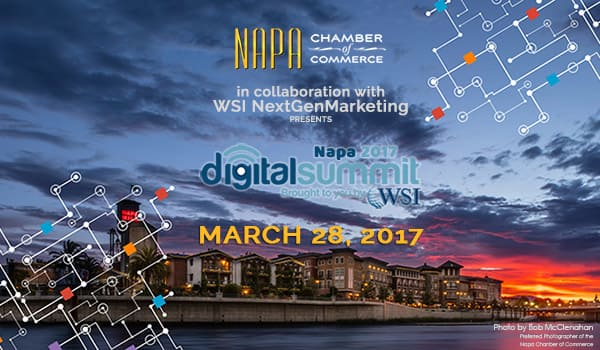 Successful Napa 2017 Digital Summit Is One More Feather in WSI's Cap!