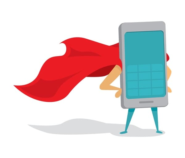 We Can't Live Without 'em – The Power of the Mobile Device