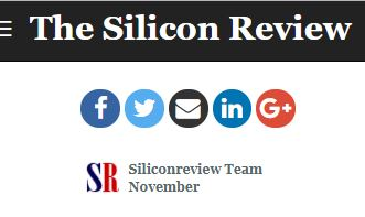 Silicon Review Names WSI amongst 10 Fastest Growing Companies of 2017