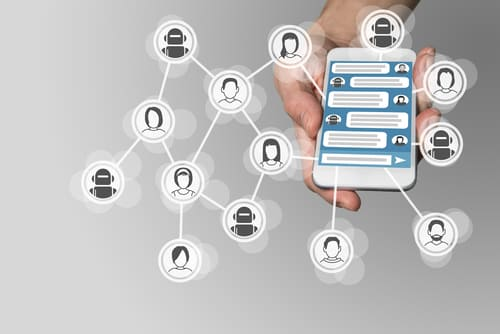 Advanced Tech like Chatbots Rely on Traditional Marketing