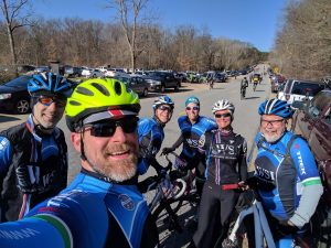 Fun Times for the WSI Cycling Team @ the Lowell 50 Gravel Road Race